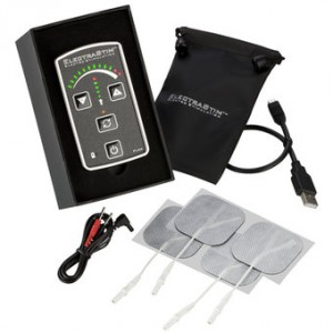 ElectraStim Flick Single Output Electro Stimulator Kit