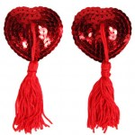 Dazzling Love Honey Sequin Nipple Tassels