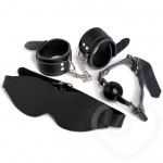 Luxury Leather Restraint Kit