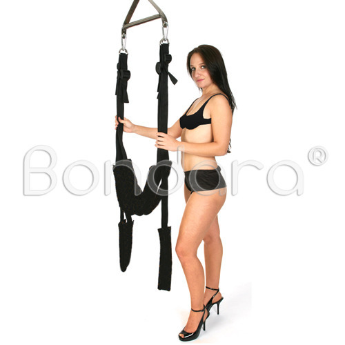 Take Your Lovemaking To New Heights With Our Spinning Sex Swing