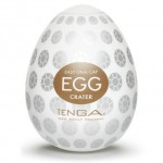 Crack Open An Egg and Enjoy A Knee Trembling Orgasm!