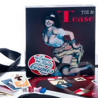 Tie and Tease Sex Gamew for Adults