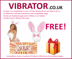 Competition – Win a 3 Piece Sexy Bunny Kit