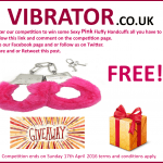 Competition – Win Sexy Fluffy Pink Handcuffs
