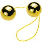 Enjoy These Pleasurable Golden Balls